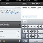 Tweetbot iPhone App