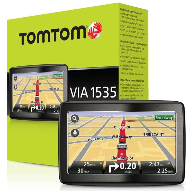 TomTom VIA 1535