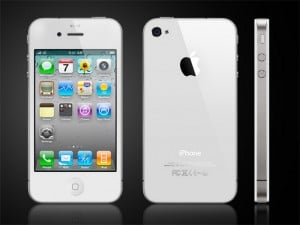 White iPhone 4 Starts Shipping