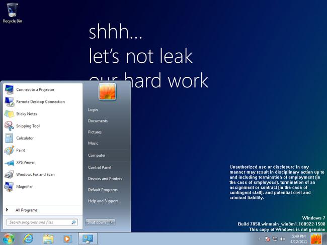 windows 8 USB Drive