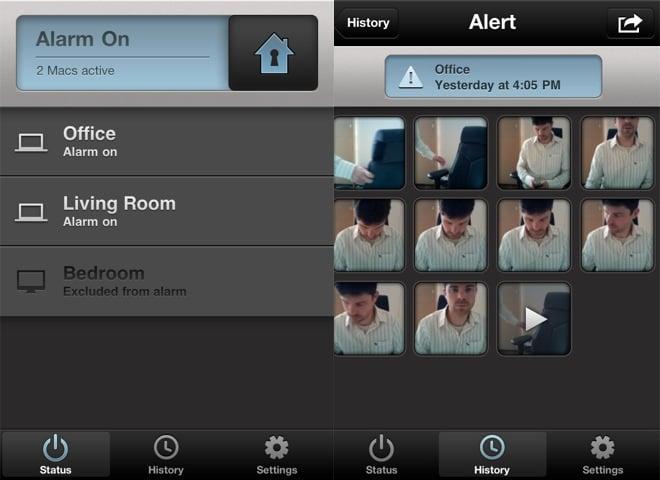 Witness Mac App