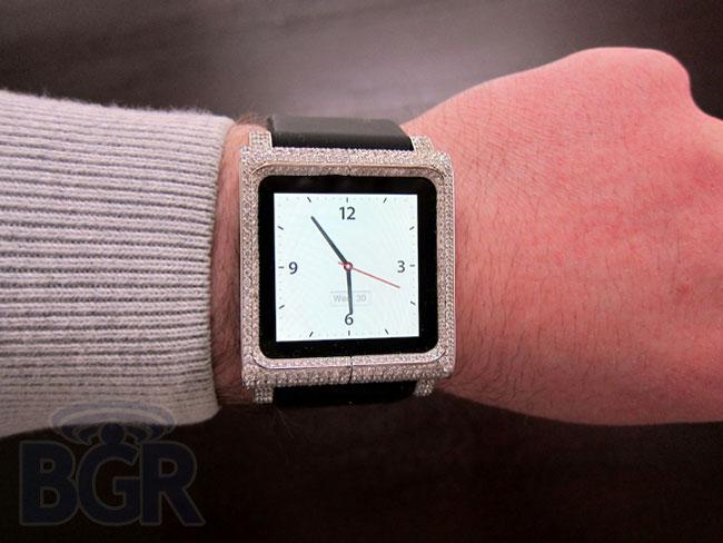 Zshock Lunatic iPod Nano Watch