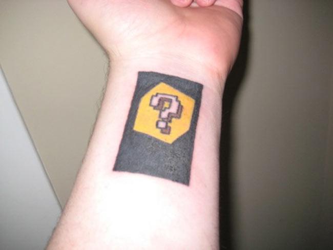 3DS AR Tattoo