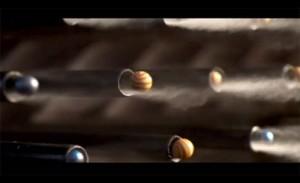 840 Barrel Paintball Gun (video)