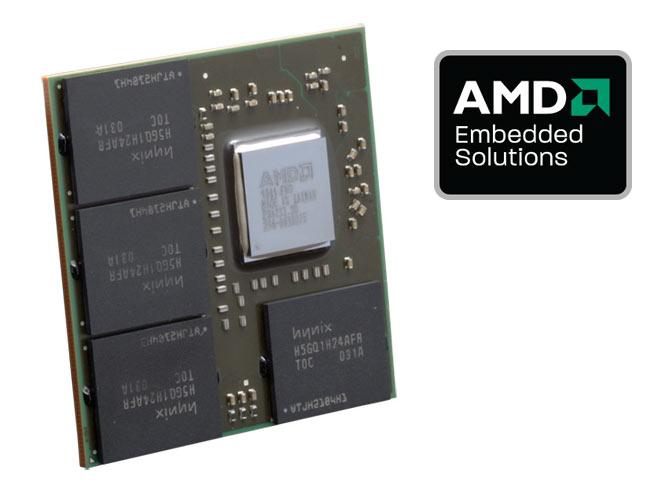 AMD Radeon E6760 GPU