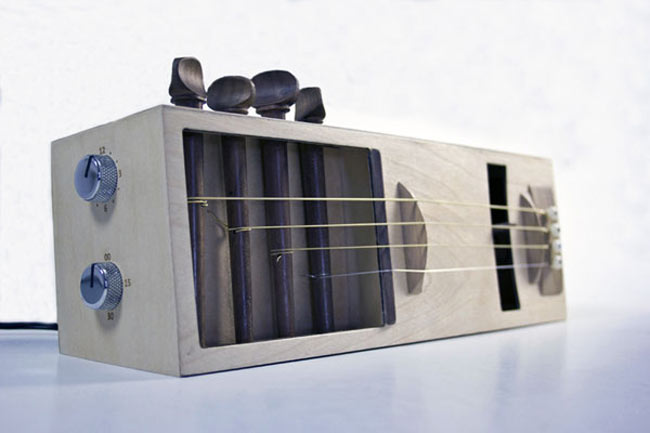 Acoustic Alarm Clock