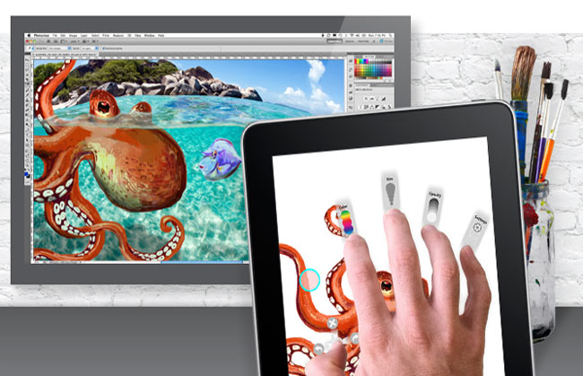 Adobe iPad Apps