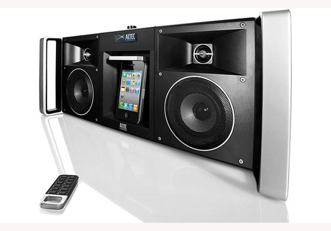 Altec Lansing MIX iMT810 Digital Boombox