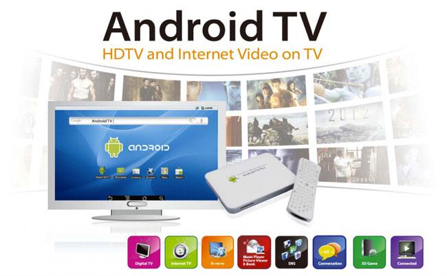 MediaTek anuncia a sua linha de processadores para SmartTVs com Android 1