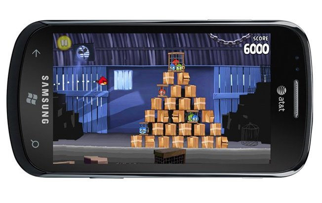 Angry Birds Windows Phone