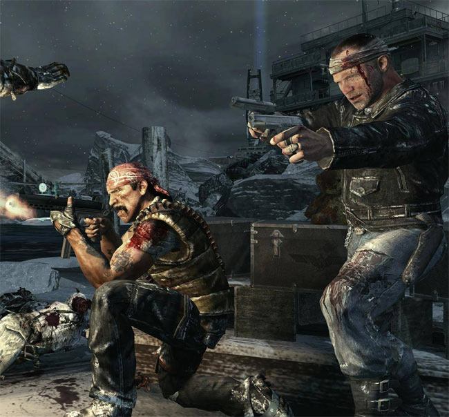 Black Ops : Call Of The Dead