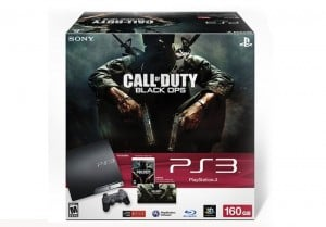 Call of Duty: Black Ops 160GB Playstation 3