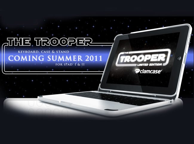 Trooper Clamcase