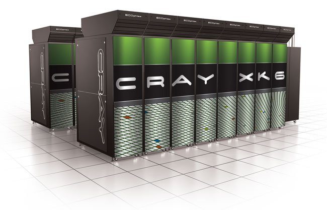 Cray XK6 Supercomputer