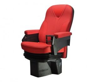 D-box seating
