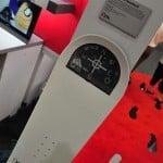 E Ink Snowboard Display