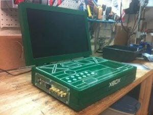 EdsJunk Xbox 360 Laptop