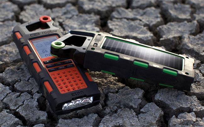 Eton Raptor Solar Survival Tool