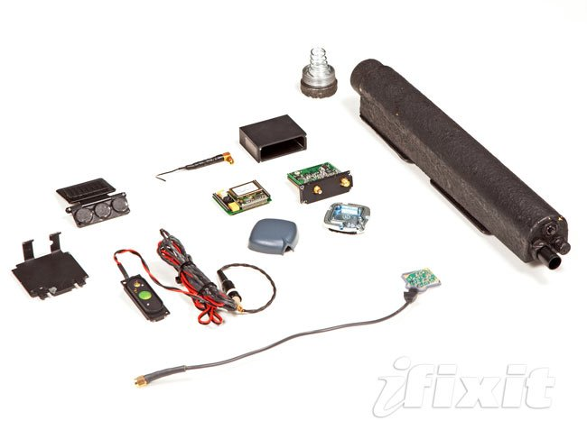 FBI Tracking Device Dismantled