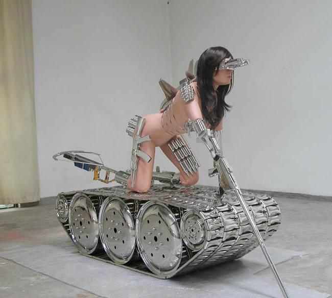 Fao Sculpture