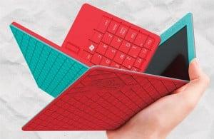 Flexbook Concept Foldable Laptop