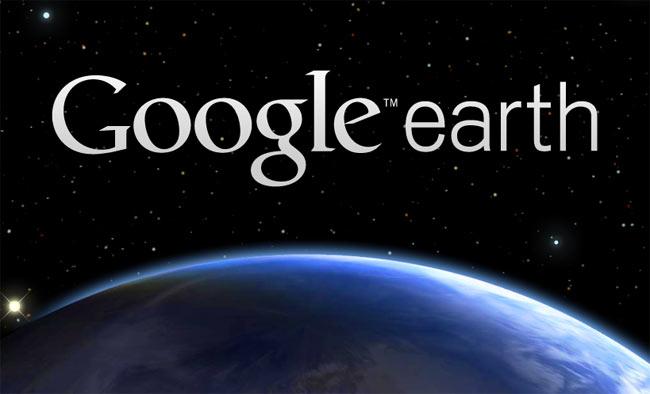 Google Earth Honeycomb Tablets