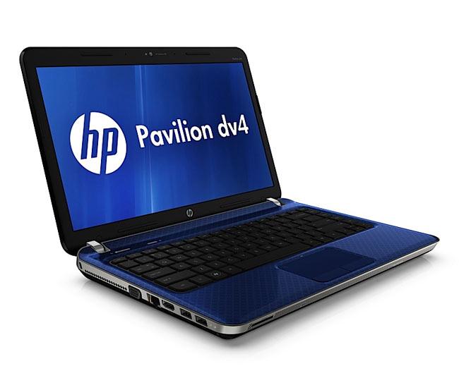 HP dv4