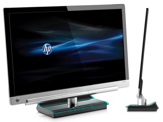 HP Ultra Thin x2301 23 Inch Monitor