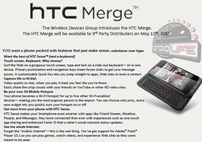 HTC Merge 2