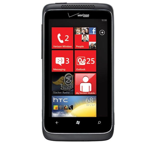 HTC Trophy Windows Phone 7