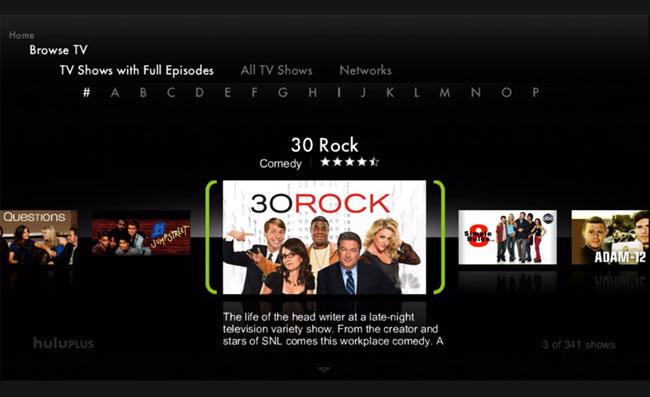 Hulu TiVo