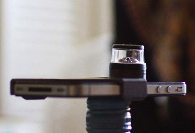 Kogeto Dot iPhone 4 Panoramic Camera