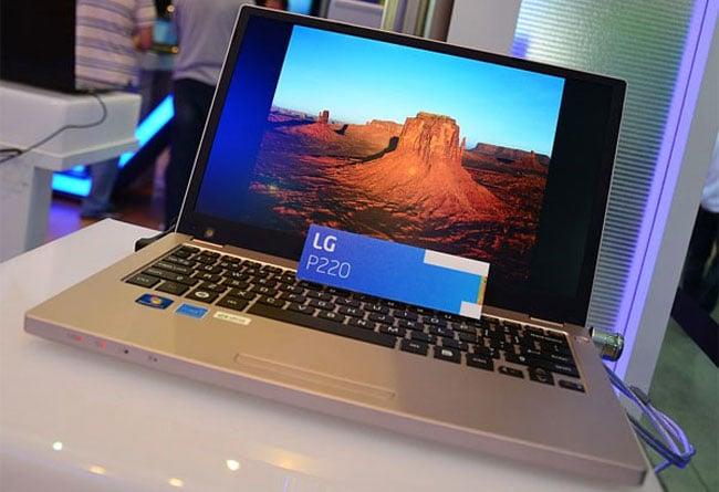 LG P220 Laptop