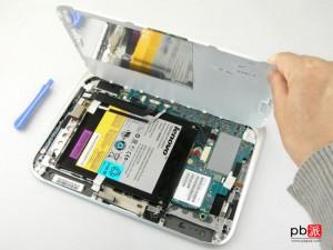 Lenovo LePad Gets Taken Apart