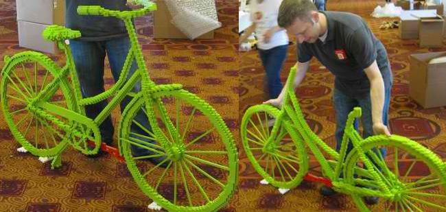 Lego Bike 03
