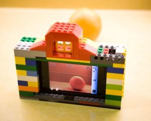 DIY Lego iPhone 4 Camera
