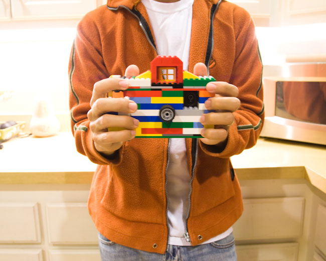 Lego iPhone 4 Camera