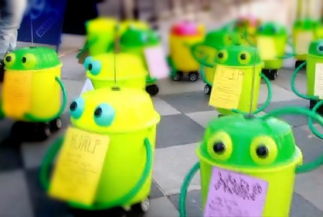 Lost Bots
