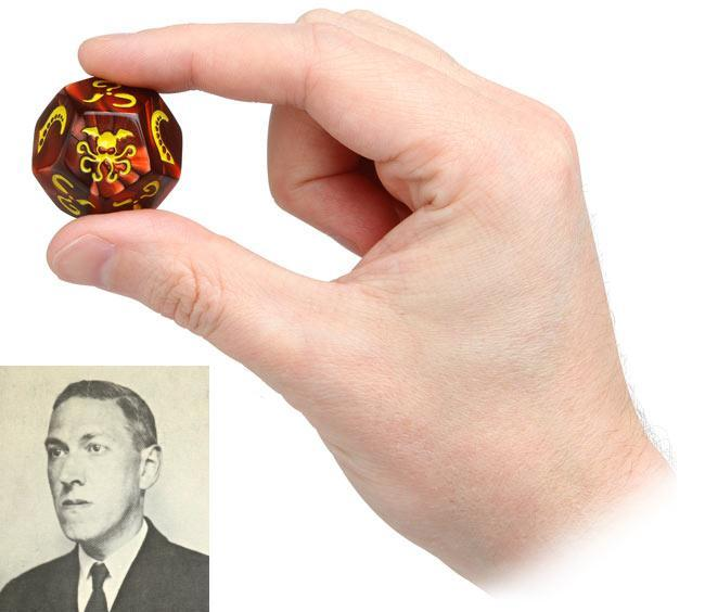 Lovecraft Dice