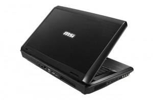 MSI GT780 laptop