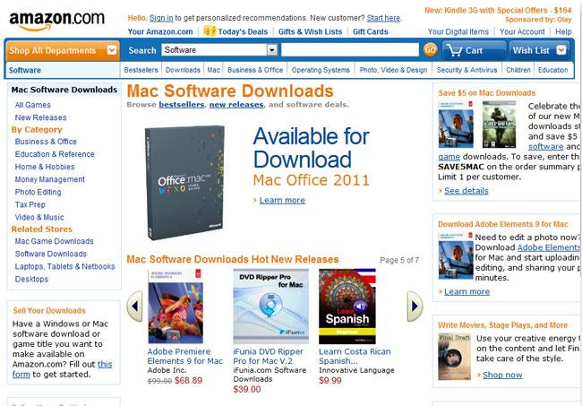 Mac Download Store