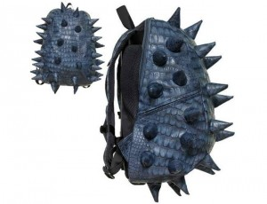 Reptilian Backpack Is Fun And Spikey