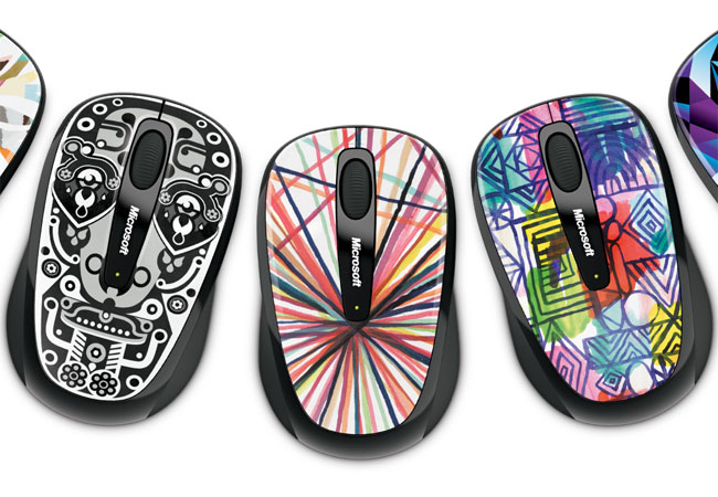 Mobile Mouse 3500 Artist Edition