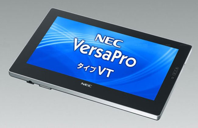 NEC VersaPro Windows 7 Tablet