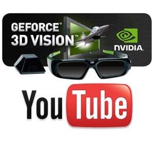 Nvidia 3d YouTube