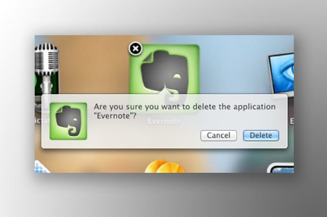 OS X Lion Uninstall