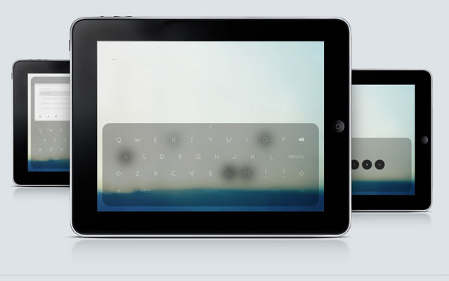 OmmWriter iPad