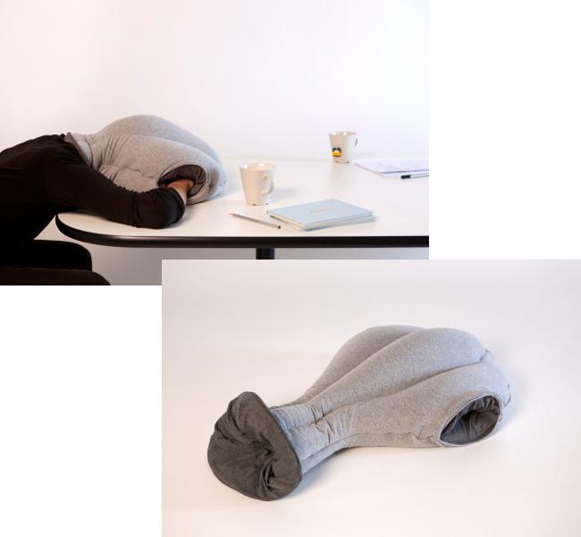 Ostrich Pillow 03