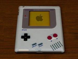 PWN iPad2 Game Boy Case