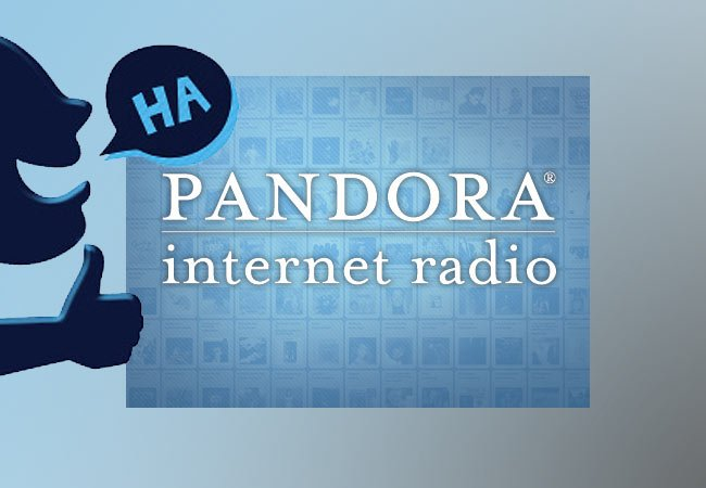 Pandora Radio Comedy
